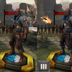 Magier der Wächter in <i>Heroes of Dragon Age</i>