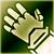 Тяжелые перчатки (зеленые)