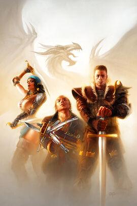Dragon Age Dark Horse comic