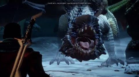 Dragon Age Inquisition - Hakkon Final Boss Fight -10 -Jaws of Hakkon- (Nightmare Difficulty)