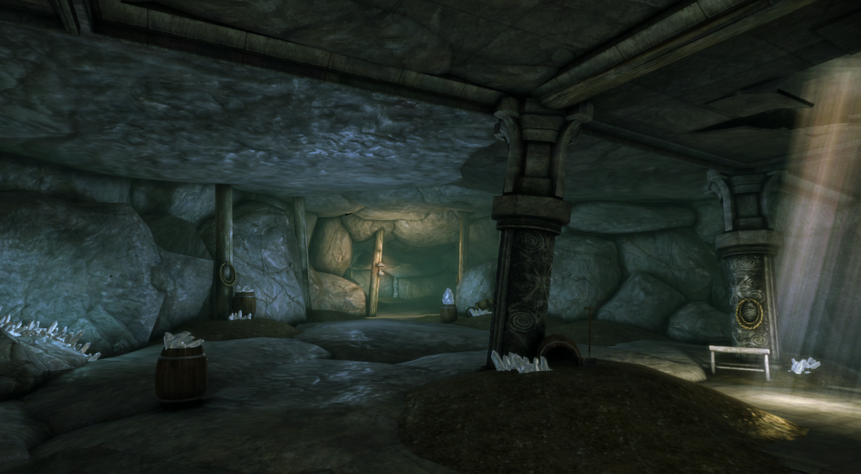 Silverite Mine & Silverite Mine | Dragon Age Wiki | FANDOM powered by Wikia