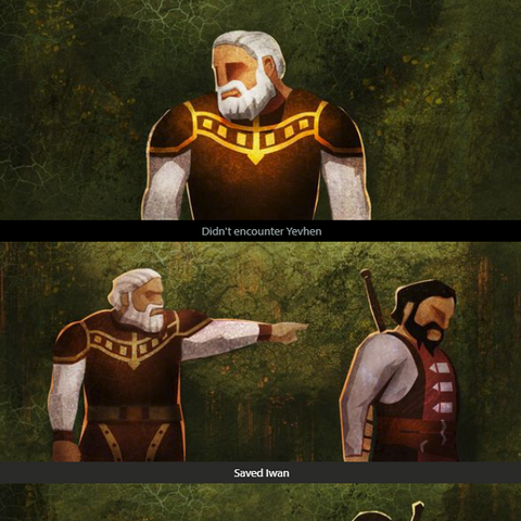 The quest choices in <i><a href=