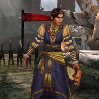 Josephine in <i>Heroes of Dragon Age</i> (Tier IV)