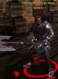 Opposant-Chef des bandits de Howe