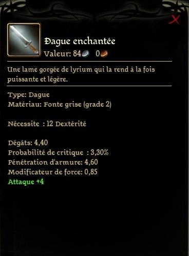 Dagueenchanté