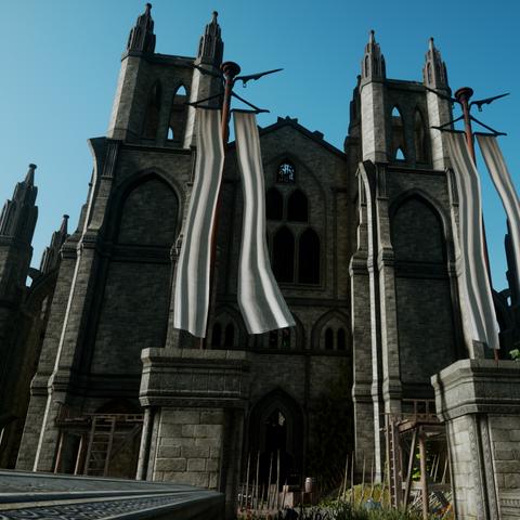 The Main Sanctuary