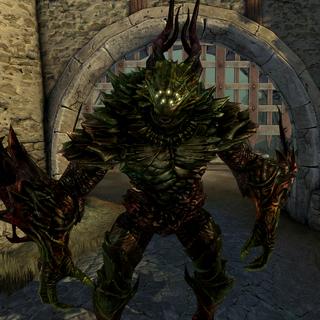 Dämon des Hochmuts in <i>Dragon Age Origins: Awakening</i>