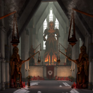 Innere der Kirche