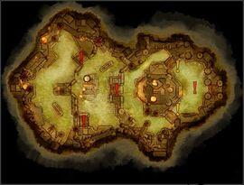 Карта Дворцового квартала