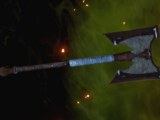 Эскиз: Отменный ферелденский широкий топор