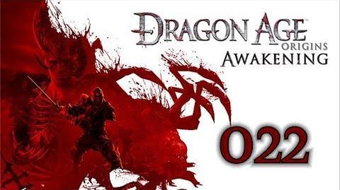 Dragon Age Awakening 22 Königin der Schwarzmarschen Let's Play Deutsch
