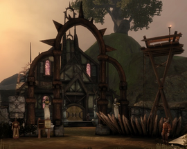 Lothering chantry exterior