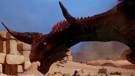 Глубинная высшая драконица6