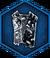Орлесианский щит со львом (иконка)