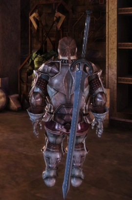 Everd's Sword