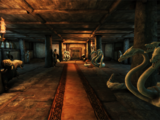 Башня Бдения - Подвал