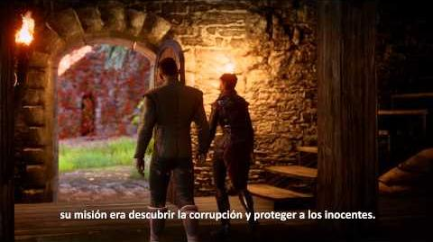 DRAGON AGE™ INQUISITION Video serie Seguidores – Vivienne y Cassandra
