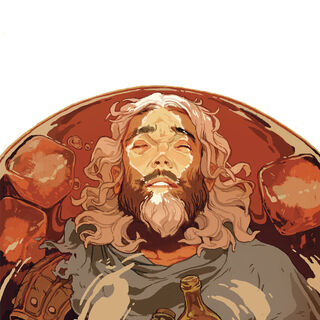 Ser Aaron on the cover of <i>Dragon Age: Knight Errant</i> #3