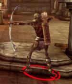 Скелет-лучник