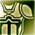 Средний доспех (зеленый)