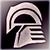Средний шлем (фиолетовый)