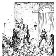 Michel in <i>Masked Empire</i>