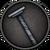Рукоять для двуручного меча обычная (иконка)