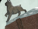 Codex entry: Mabari War Hound