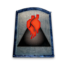 Mountain Heart Icon Placeholder
