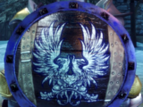 Grey Warden Shield