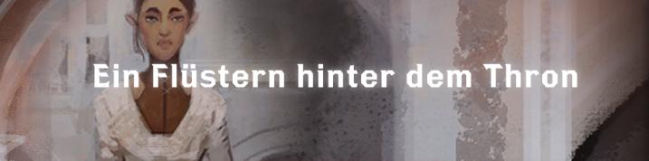 Ein Flüstern hinter dem Thron - Font