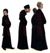 Жрецы имперской церкви