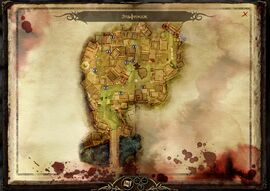 Карта Эльфинажа