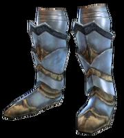 Латные сапоги Серого Стража