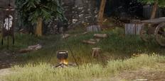 Die Söldnerfestung - Ein Lager der Söldner