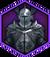 Доспех рыцаря-храмовника (иконка)
