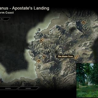 Bellitanus - Map Location