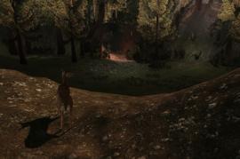 Зараженный лес
