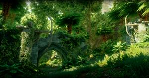Die Arbor-Wildnis