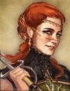 Uśmiechnięta Mistrzyni Gildii