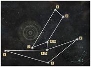 Созвездие Пераквиалис