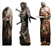 Chantry disciples