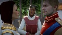Cullen & Inqusitor heiraten DAIE Pic