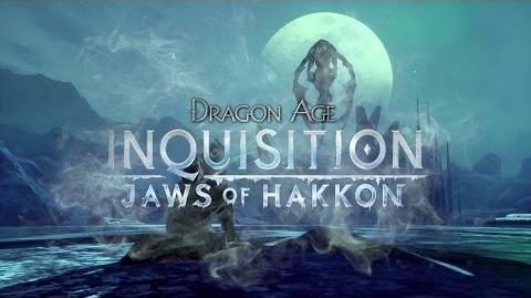 Jaws of Hakkon Trailer - Dragon Age Inquisition
