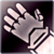 Тяжелые перчатки (фиолетовые)
