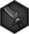 Pirate Cutlass Icon
