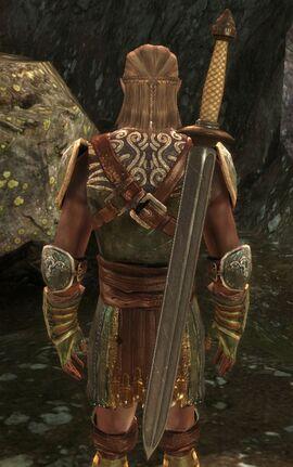 Длинный меч