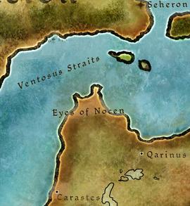 Кваринус карта