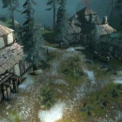 Haven in <i>Dragon Age: Origins</i>