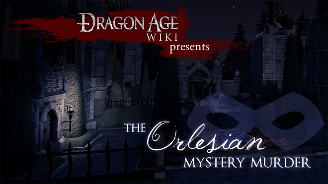 Orlesian Murder Mystery